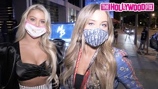 Kaylyn Slevin & Elle Danjean React To Tayler Holder & Loren Gray Plus Reveal New Projects At BOA