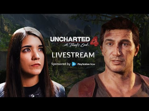 Annemunition Joins Our Stream For Uncharted 4 On