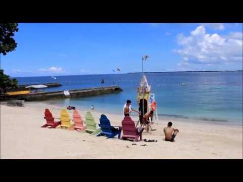 Mactan Newtown Beach - Lapu-lapu City Cebu, Philippines