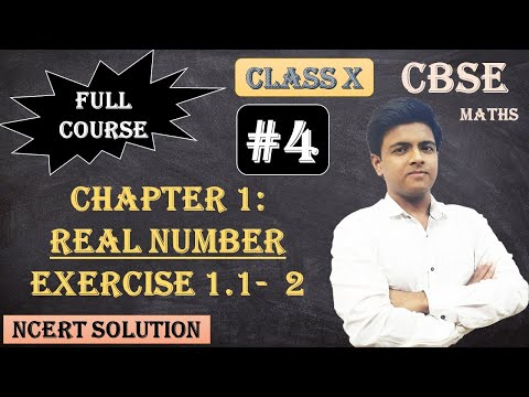 CBSE Full Course | 1 - Real Numbers | Exercise 1.1: 2.Show that any positive odd integer is of the form 6q + 1, or 6q + 3, or 6q + 5, where q is some integer.