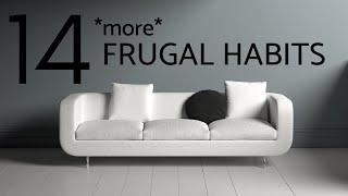 14 *MORE* Frugal Living Habits⎟FRUGAL LIVING TIPS⎟Everyday Money Saving Tips