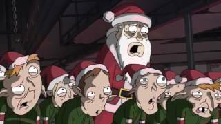 Family Guy   Stewie Griffin Finally Meets Santa