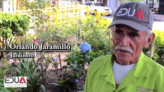 Armenia es un Jardín Orlando