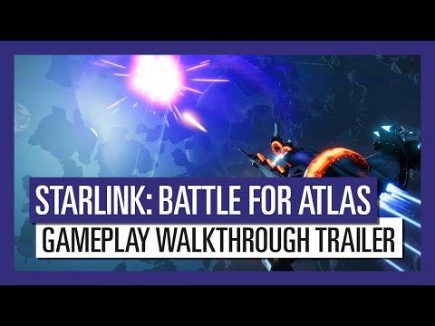 STARLINK : BATTLE FOR ATLAS – GAMEPLAY WALKTHROUGH TRAILER