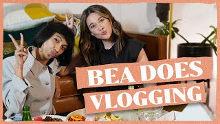 Bea Does Vlogging with @mimiyuuuh | Bea Alonzo