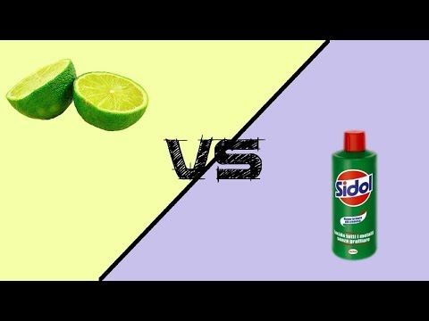 Lucidare l'argento: Detergenti naturali VS detergenti chimici