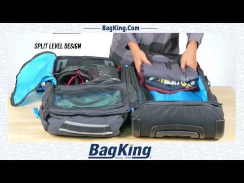 Dakine Split Roller 85L Review – BagKing.com