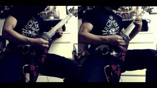 Never Forgive, Never Forget / ARCH ENEMY ( guitar cover )
