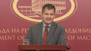 Бошњаковски: Владата не се меша во судството