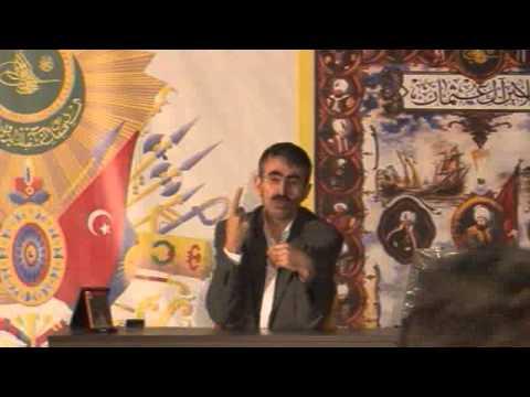 (C046) Cumartesi Sohbetleri - Gıda Meselesi 1, Kemal Özer, 08.12.2012