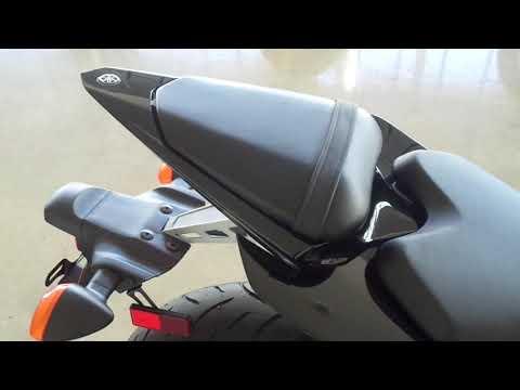 2015 Yamaha YZF-R6 in Chula Vista, California - Video 1