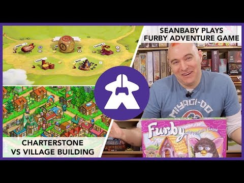 Charterstone vs. Village-Building Games (Going Analog : Episode 11)