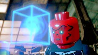 Lego Marvels Avengers Part 2 The Avengers Movie Walkthough Rail Hydra