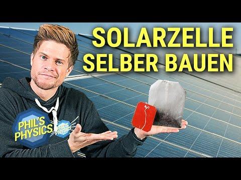 Solarzelle aus Tee selber bauen! Grätzelzelle einfach erklärt!