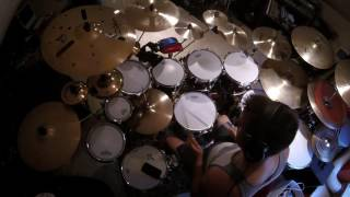 Anthony Eaton Plays Drums! 311 - My Stony Baby