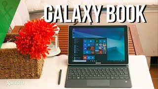 ¿Es Galaxy Book competencia de iPad Pro?