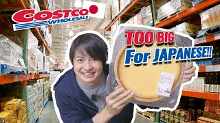 (Japan Vlog) Shopping in Costco, Bought Huge Foods and  Favorite Chocolate #271