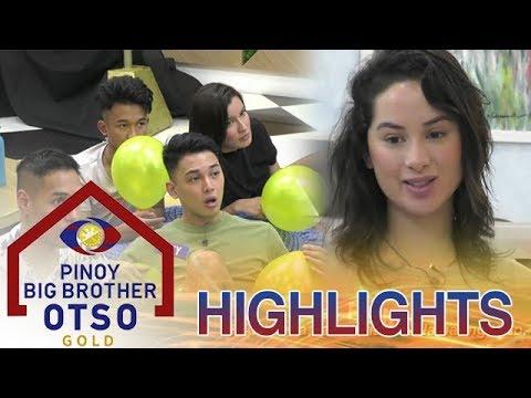 Franki, kinausap ang Housemates sa kanilang weekly task | PBB OTSO Gold