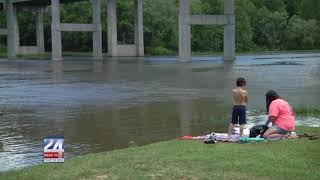 Alabama Power Reservoirs Being Affected by Weather