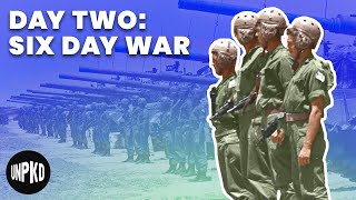 Day Two Of The War - Six Day War Project