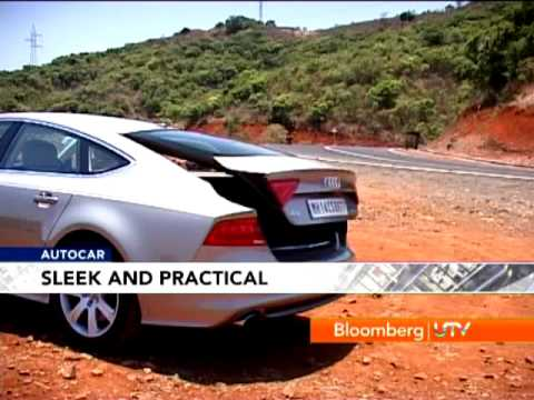The Autocar India Show: Audi's new A7 Sportsback