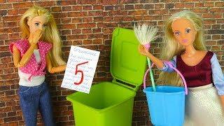 ПОТЕРЯННОЕ СОЧИНЕНИЕ Мультик #Барби Школа Куклы для девочек