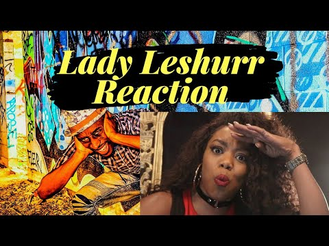 Lady Leshurr - #Unleshed (Panda Freestyle) | Reaction 🇬🇧