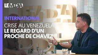 CRISE AU VENEZUELA : LE REGARD D'UN PROCHE DE CHAVEZ
