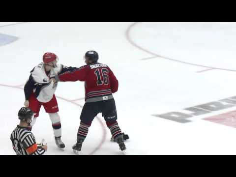 Tyler Shattock vs Justin Kea