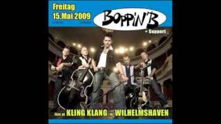Boppin' B -  The Lion Sleeps Tonight