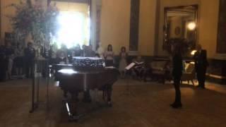 Charlotte sings O mio babbino caro - Puccini