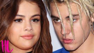 Justin Bieber Shades Selena Gomez At iHeart Radio Awards 2016