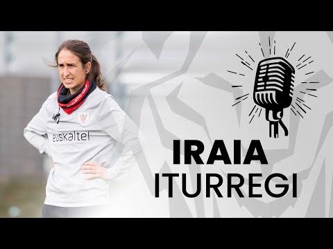 🎙️ Iraia Iturregi I pre SD Eibar – Athletic Club I J26 Primera Iberdrola