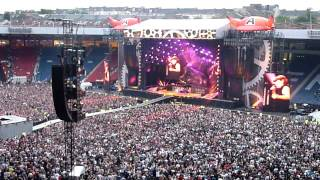AC/DC You Shook Me All Night Long Live @ Hampden Park Glasgow June 30th 2009