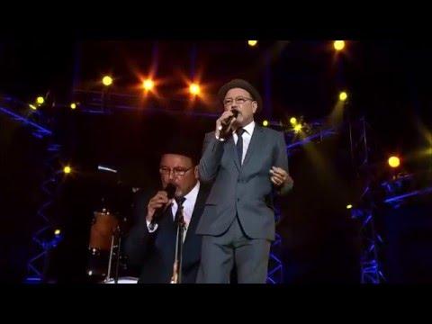 Rubén Blades con Roberto Delgado & Orquesta | JUAN PACHANGA