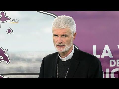 Mgr Jacques Blaquart - Diocèse d'Orléans