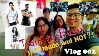 VLOG 002 Train To Busan Movie Is Well Made And  HOT