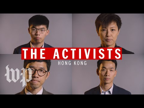 Opinion | Hong Kong's protests are a global fight for freedom. The world must join us.
