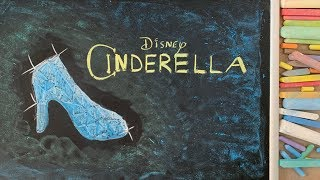 Disneys Cinderella ♫ Chalk Art Lullaby For Babies (Title Song)