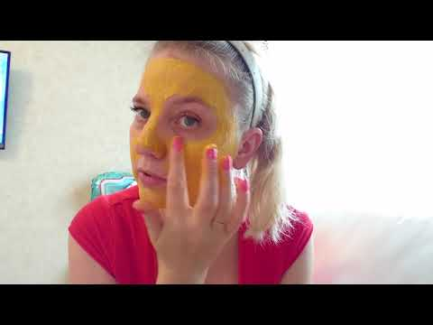 Как убрать веснушки видео с лицами