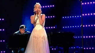 Charles Hamilton Ft. Rita Ora - New York Raining (Live on Chatty Man)