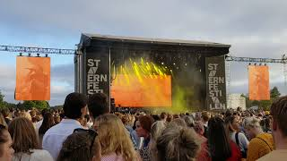 Post Malone - Sugar Wraith🎤🎶 (Live at Stavernfestivalen with 20k in the crowd in Norway🇳🇴)