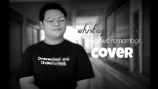 Anggun-what we remember(cover) by whistay paradise