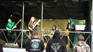 Video Swordokult-Vredesbyrd /live Park fest Strážske/
