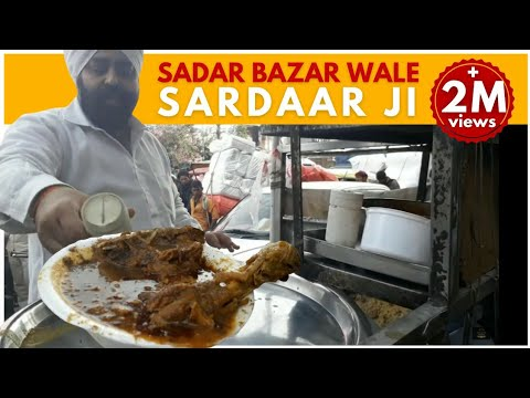 sardar ji meat wale at Sadar Bazar revisited