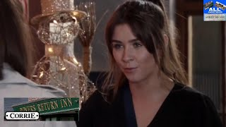 Coronation Street:Paula Ends It With Sophie(28/11/18)