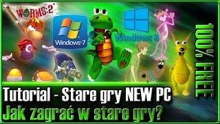 Jak zagrać w STARE GRY na nowym komputerze? - Poradnik