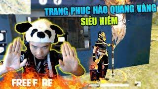 [Garena Free Fire] Trang Phục HOT Hào Quang Vàng | Sỹ Kẹo