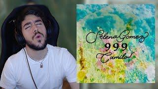 REACCIÓN A | SELENA GOMEZ, CAMILO - 999 (OFFICIAL VIDEO)