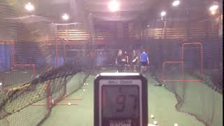Run & Gun Example from 2017's Arm Care and Velo Program by Athlete Jack Perkins